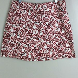 Lady Hagen Golf /Tennis Skorts  Size 12